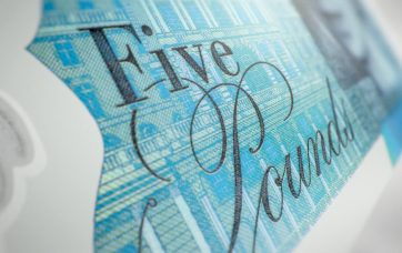 Bank of England – New Fiver